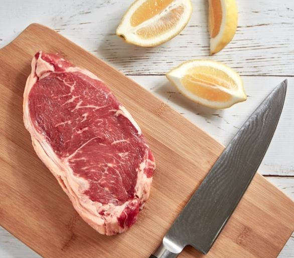 Flinders Signature Beef Striploin - Pack of 2 x 300gm Steaks