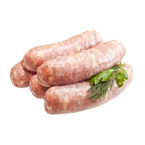 Beef BBQ Sausages - 500gm