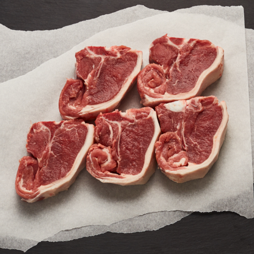Roaring Forties Lamb - Lamb Loin Chops - Pack of 4