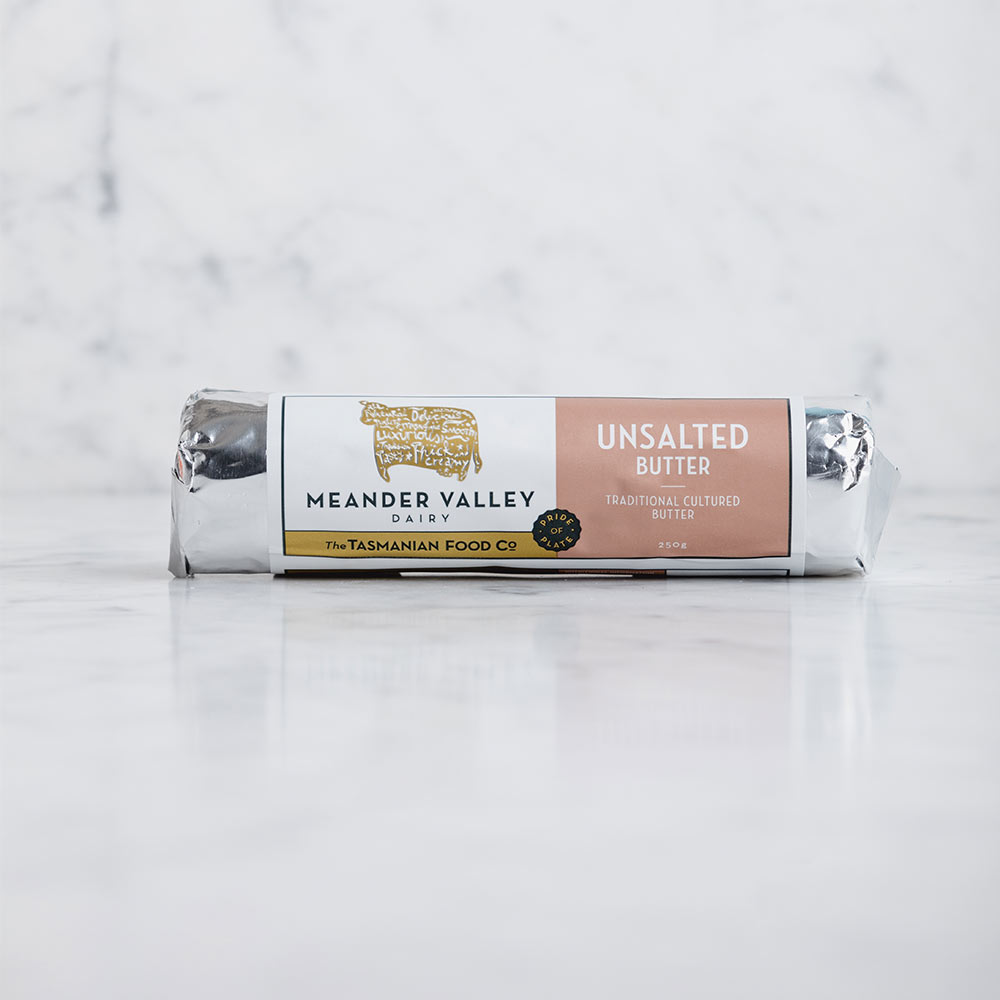 Meander Valley Cultured Butter