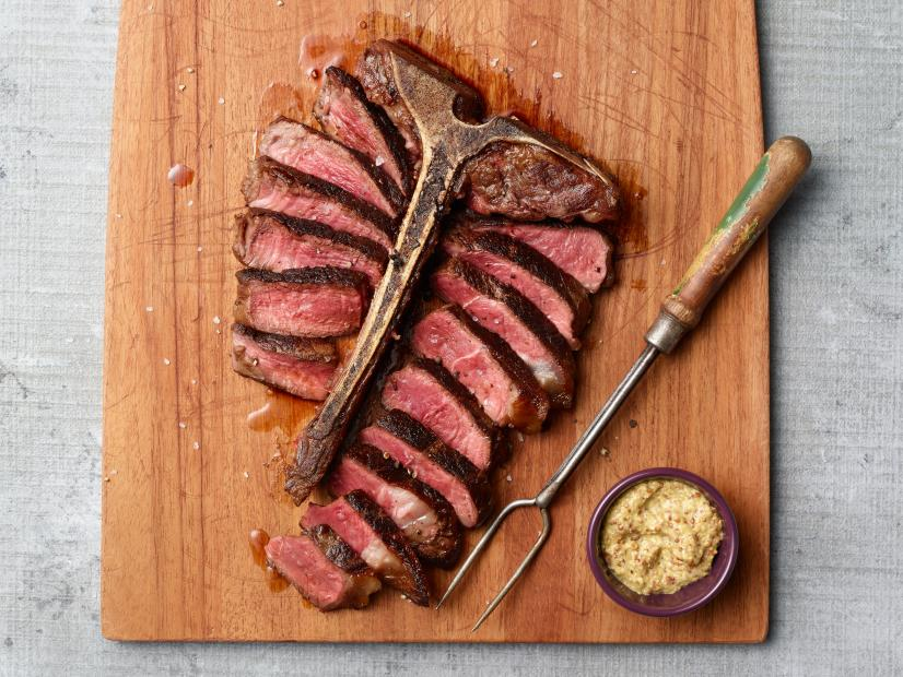 """Flinders Signature Beef T-Bone - The 1kg """"Who's Your Daddy?"""" Steak"""